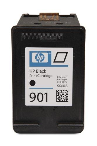 HP CC653A - Cartuccia di inchiostro, colore: Nero