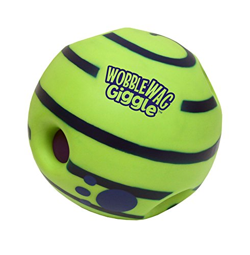 WOBBLE WAG GIGGLE Klangball für Hunde