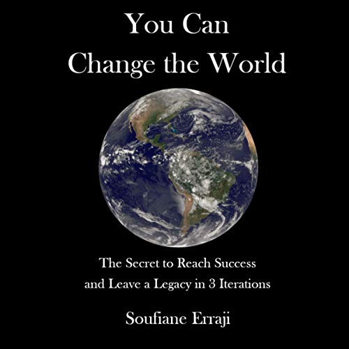 You Can Change the World audiobook cover art