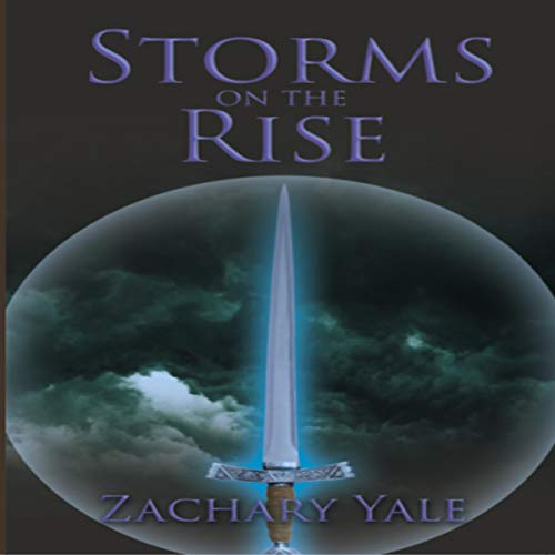 Storms on the Rise audiobook cover art
