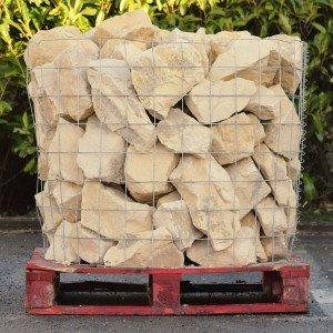 Cotswold Cream Limestone Rockery Rock
