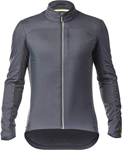 MAVIC Essential Insulated SL Winter Fahrrad Jacke schwarz 2020: Größe: M (48/50)