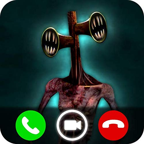 Siren Head Prank Call - Incoming Video, Messages & Jumpscare!