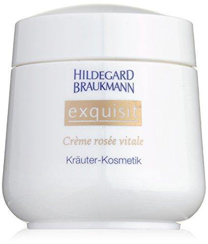 Hildegard Braukmann Exquisit femme/women, Creme Rosee Vitale, 1er Pack (1 x 50 ml)