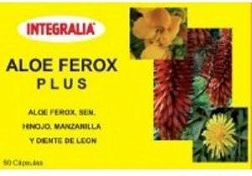Aloe Ferox Plus 60 cápsulas de Integralia