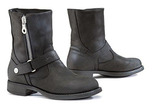 Forma FORT90W-9936 Stiefel Moto Damen Eva WP , schwarz