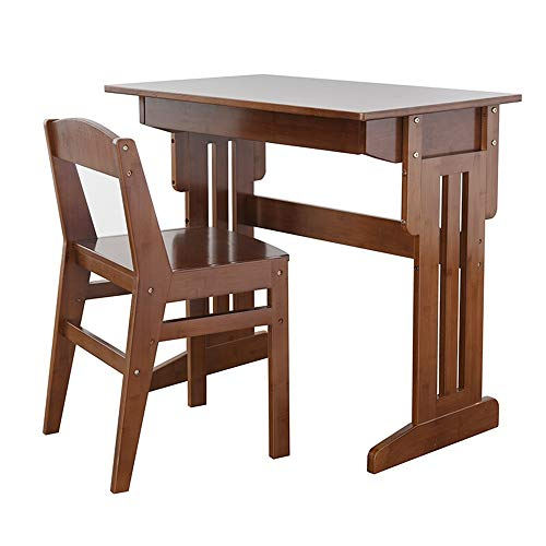 Desks DD Kinderen Thuis Lezen Schrijven Studie Tafel Set Opslag Kid Workstation Krukken -Werkbank