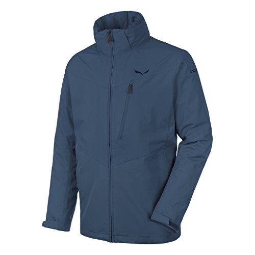 Salewa Fanes Clastic PTX 2L M JKT - Veste pour Homme, Couleur Bleu, Taille 50/L