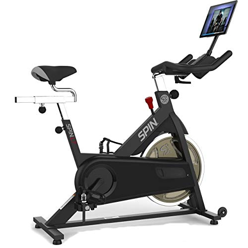 Spinner L1 Spin Bike Chain Drive w/Tablet Mount and Dual Water Bottle...