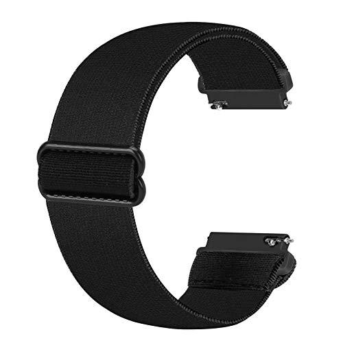 Ecogbd 22mm Correa de repuesto elástica compatible con Galaxy Watch 46mm /...