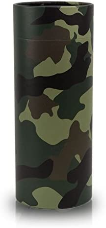 OneWorld Memorials Camouflage New life Paper New life Spread Biodegradable Urn for