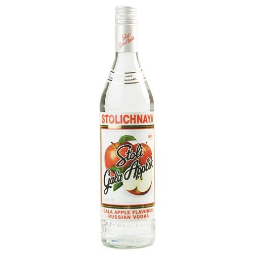 Stolichnaya Vodka Gala Apple 37,5% 0,7 l
