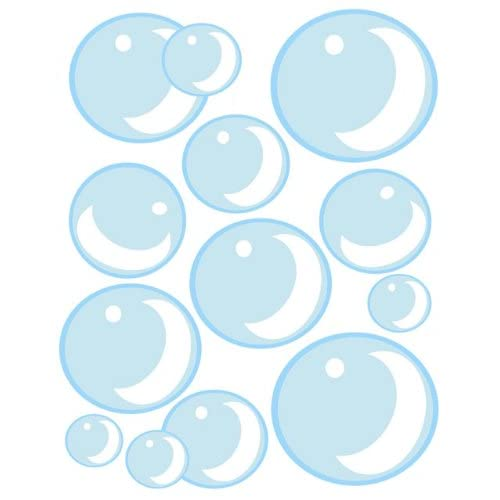 Bubble Wall Decals: Amazon.com
