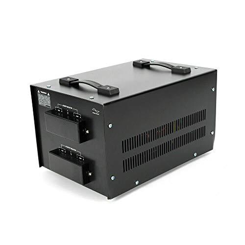 N-A Convertidor de Voltaje Transformador de 5000 vatios 220V a 110V / 110V a 220V Convertidor de Voltaje Convertidor de Corriente