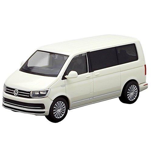 Volkswagen 7E5099301BB9A Modellauto T6 Multivan 1:87 Spielzeugauto, weiß
