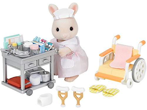 Sylvanian Families - 5094 - Land-Krankenschwester-Set