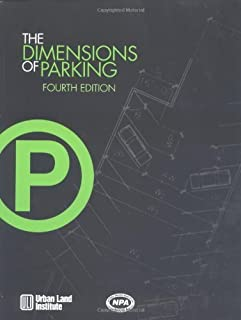 The Dimensions of Parking by Martin Stein (1-Jan-2000) Paperback