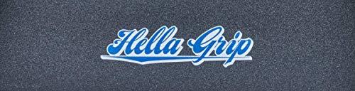 Hella Grip Santorini - Cinta de agarre para patinete (incluye pegatina Fantic26), color azul