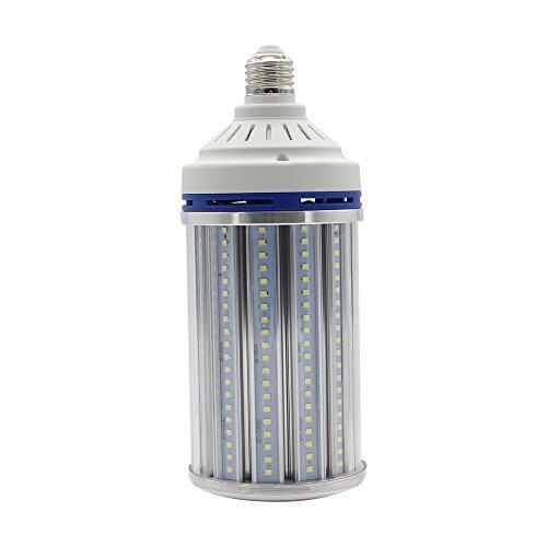 MBO Ampoule LED E27 Haute Puissance Maïs Ampoules 80W 600W équivalent 8500lm 2835SMD Lampe 85-265V, Blanc chaud 2700k pour Entrepôt / atelier / jardin / cour / Pathway / Éclairage des rues