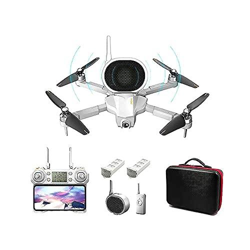 Dron GPS con cámara 4K HD para adultos, Dron