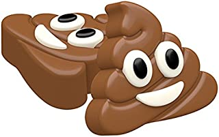 SpinningLeaf Poop Emoji Oreo Cookie Chocolate Candy Mold