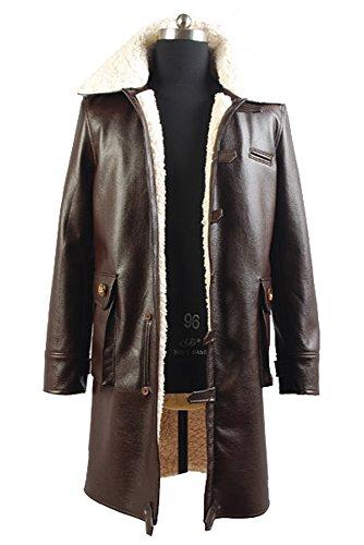 MingoTor Possenreißer Hanswurst Mantel Jacke Cosplay Kostüm Herren XL