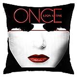 Zylione Once Upon A Time Season decoración Throw Pillow Covers Case Cubierta de cojín Pillowcases Funda de Almohada
