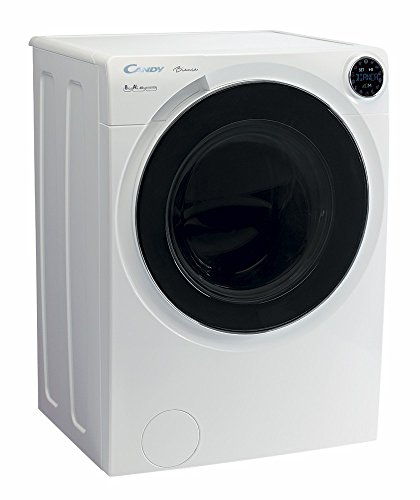 Candy Bianca BWM 148PH7/1-S Independiente Carga frontal 8kg 1400RPM A+++-40% Blanco - Lavadora (Independiente, Carga frontal, Blanco, Derecho, Chrome/Anthracite, 8 kg)
