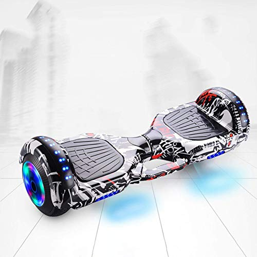 BBGSFDC Smart Balance Wheel Hoverboard Skateboard Monopatín Eléctrico Unicycle Drift Self-Equilibrio Scooter Hoverboard C (Color : C)