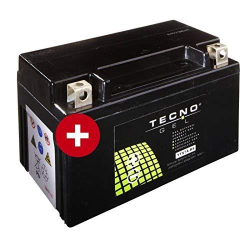 Tecno YTX7A-BS Gel Batterie DJ 50 S 4T 2011-2015