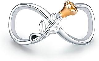 Pandora 925 Sterling Zilver Hanger Diy Charm Oneindige Liefde Roze Sieraden Fit Unieke Armband Voor Vrouwen Sieraden
