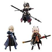 【特典】デスクトップアーミー Fate/Grand Order 第4弾 3個入りBOX
