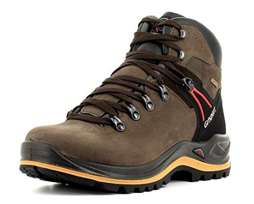 Grisport Unisex Schuhe Herren und Damen aus der Ranger Linie, Trekking- und Wanderstiefel aus hochwertigem Leder, Membrankonstruktion EU 40