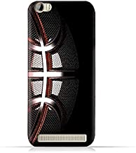 AMC Design Lava Grand 2 TPU Silicone Protective case with Basketball Texture Pattern