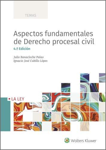 Aspectos fundamentales de derecho procesal civil (4.ª Edición) (TEMAS)