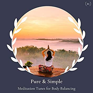 Pure & Simple - Meditation Tunes For Body Balancing