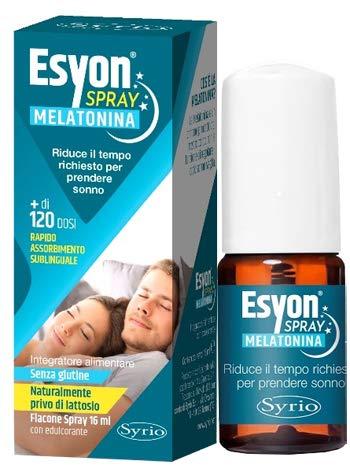 Syrio Esyon Melatonina Spray 16 Ml