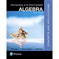 Elementary and Intermediate Algebra: Concepts and Applications (7th Edition)【洋書】 [並行輸入品]