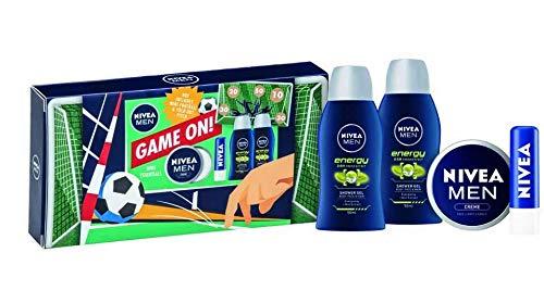 Reizen Nivea Mens voetbal spel op Gift Set