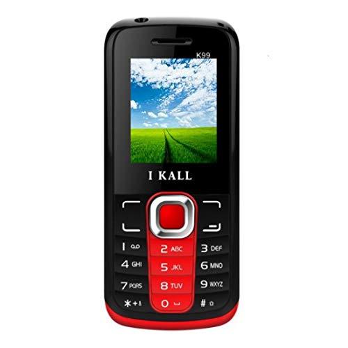 IKALL Multimedia mobile phone K99 Red