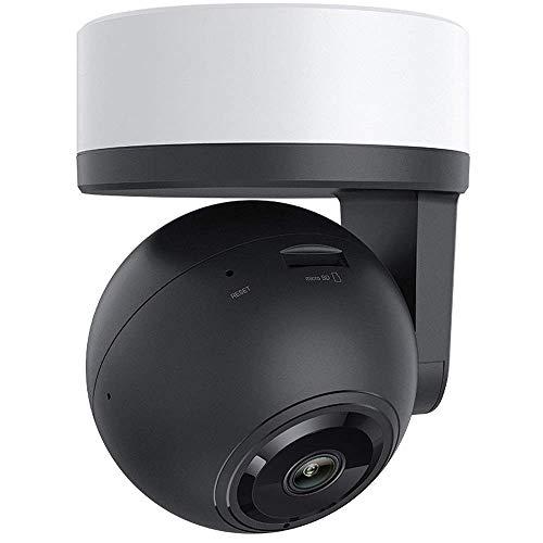 WCJ HD Wireless Surveillance IP Camera 1080p Network Security Indoor Video Home Monitoring WiFi Cam/bewegingsdetectie, nachtzicht