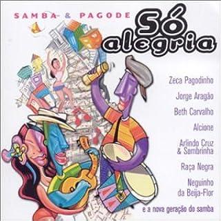 Samba E Pagode So Alegria