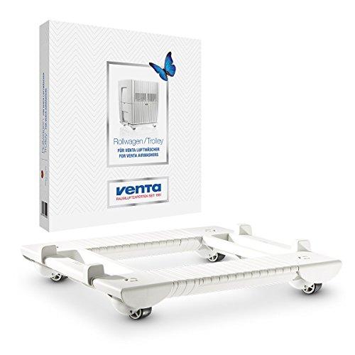 Venta 6060500 - Carrello a rotelle per lavatori d'aria, colore: Bianco