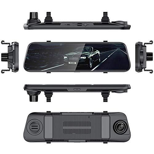 Penta 4G WiFi Dual Video Aufnahme 1080 P Objektiv Für Android 8.1 9,66 Zoll Dash Cam ADAS RAM2G ROM16G Navigation Fahren Recorder