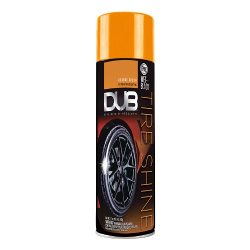 DUB U1319 Tire Shine, 17 oz