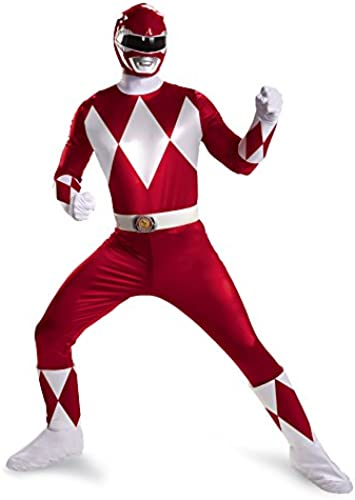 rot Ranger Super Deluxe Adult Fancy dress costume X-Large