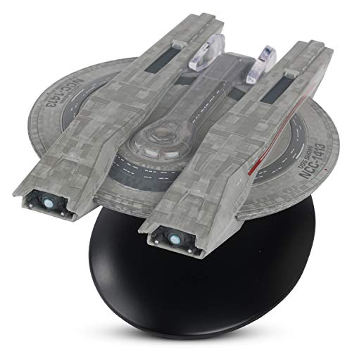 Star Trek Discovery The Official Starships Collection #11: U.S.S. Shran NCC-1413 Schiffsnachbildung