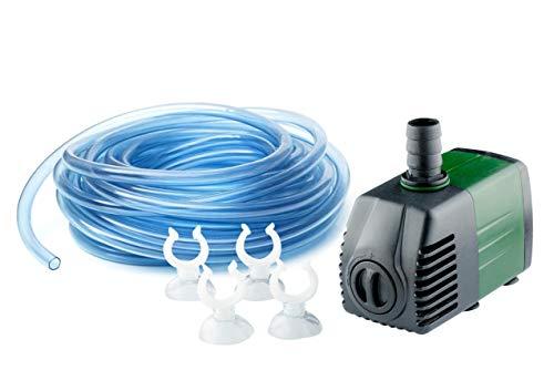 Q-Grow Easy Wasserwechsel für Aquarien mit leistungsstarker Pumpe