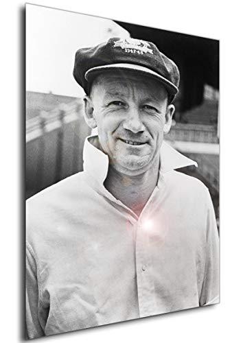 Instabuy Poster - Sport - Cricket - Sir Don Bradman A3 42x30