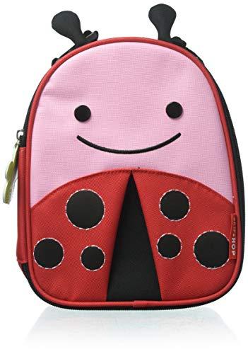 Skip Hop, zainetto per il pranzo a forma di farfalla rosa Ladybug